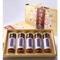 【士官長料理】琥珀素燕窩 五入禮盒